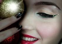 Maquiagem de Natal: 9 Inspirações Perfeitas para Você Arrasar na Ceia