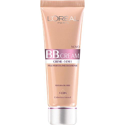 Tem gente que pensa que é frescurit, mas o BB cream deixa a pele aveludada e bem natural